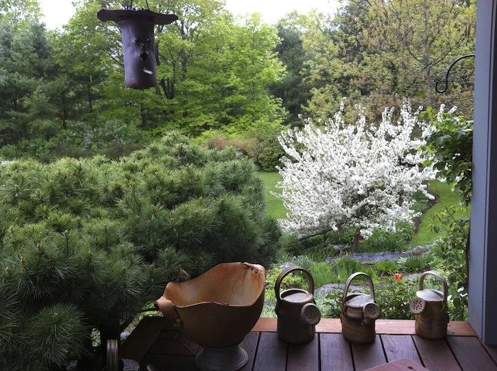 Porch pots