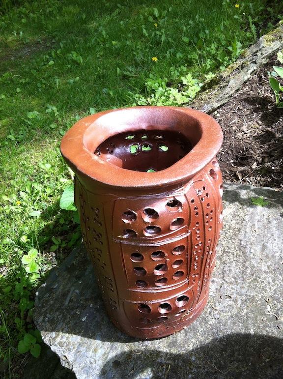 Lantern pot